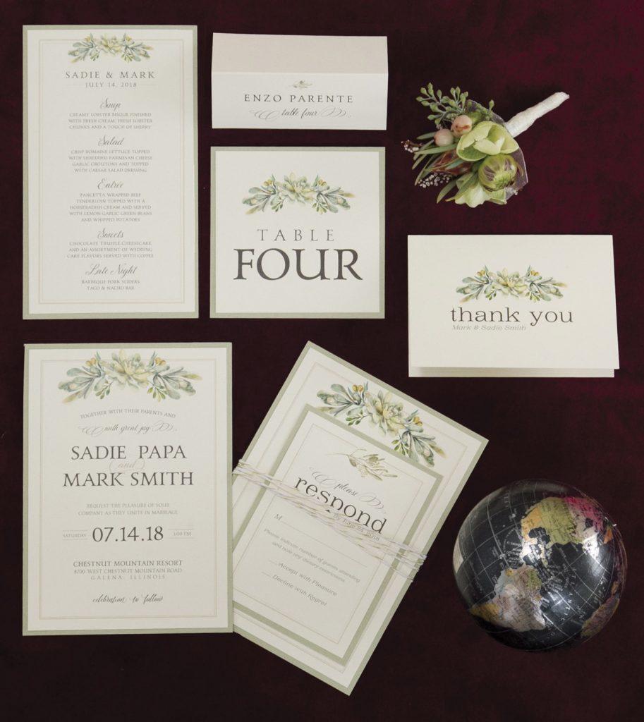 Wedding Invitation Ideas | The Celebration Society | www ...