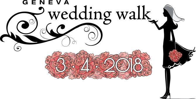 2018 11th Annual Geneva Wedding Walk in Geneva, Illinois