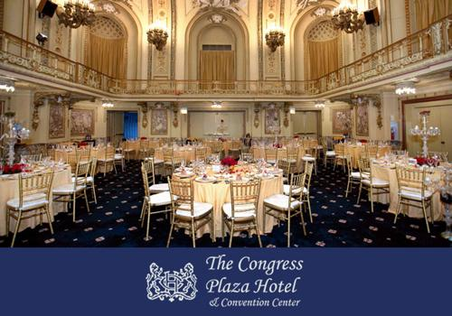 Congress Plaza Hotel in Chicago, Illinois