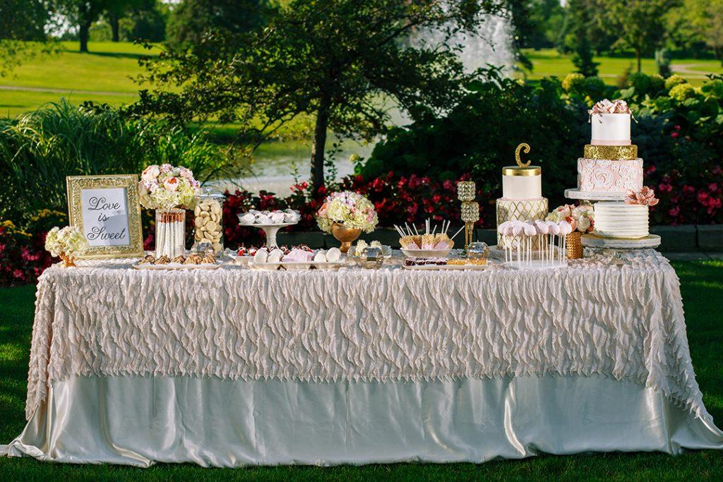 Wedding Cakes Jacksonville Il