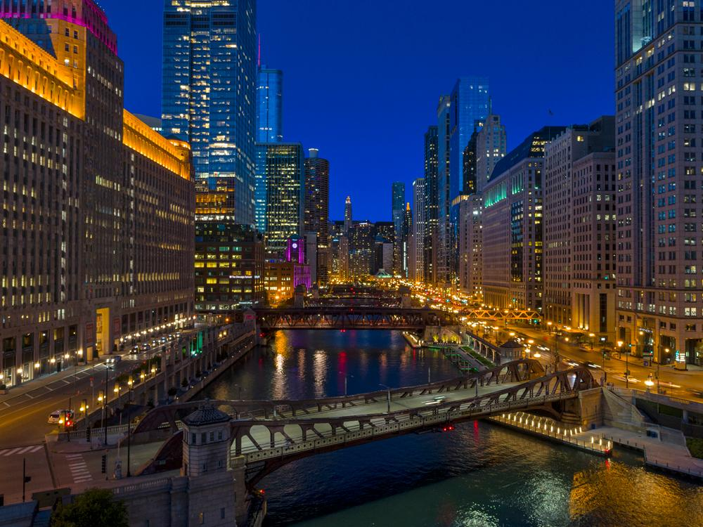 Holiday Inn Chicago Mart Plaza River North in Chicago, Illinois