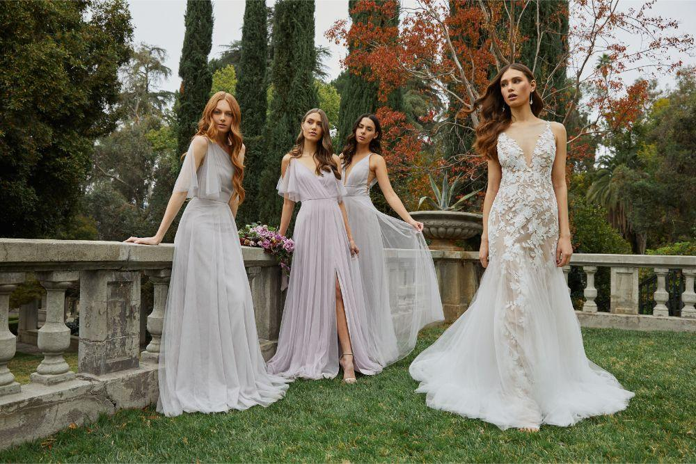 Jenny by Jenny Yoo | Wedding Gowns | Bridal Fashion | Bridesmaids