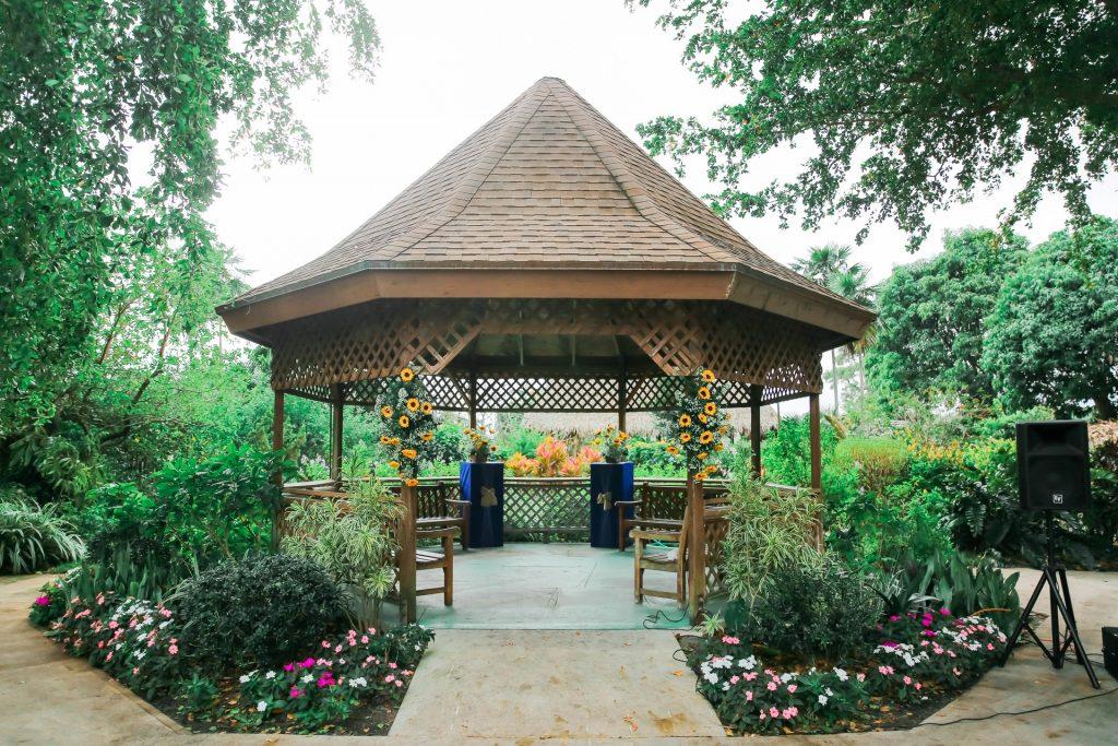 Mounts Botanical Garden Wedding Venue In West Palm Beach Fl