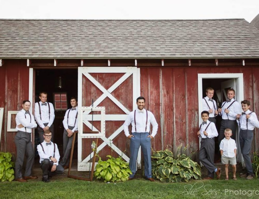 Venue Viewpoint: The Barn at Allen Acres