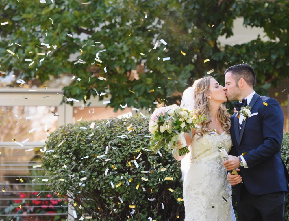 Local Love: Hannah & Dave at Galleria Marchetti