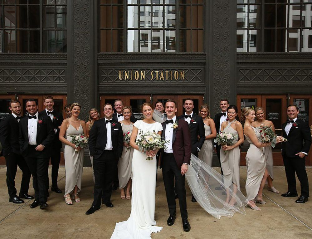 Local Love: Casey & Dave at Chicago Cultural Center