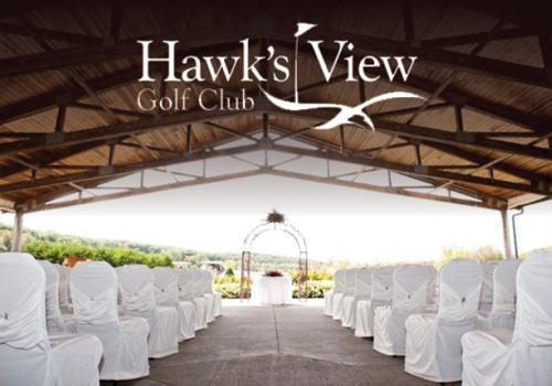 Hawk's View Golf Club in Lake Geneva, Wisconsin