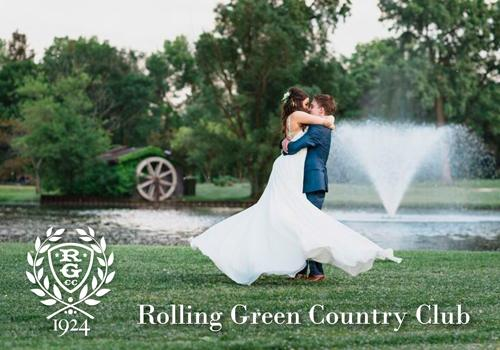 Rolling Green Country Club in Arlington Heights, Illinois