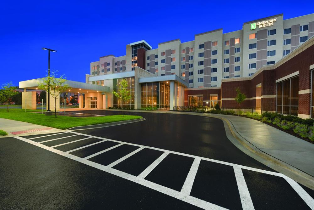 Embassy Suites Naperville in Naperville, Illinois
