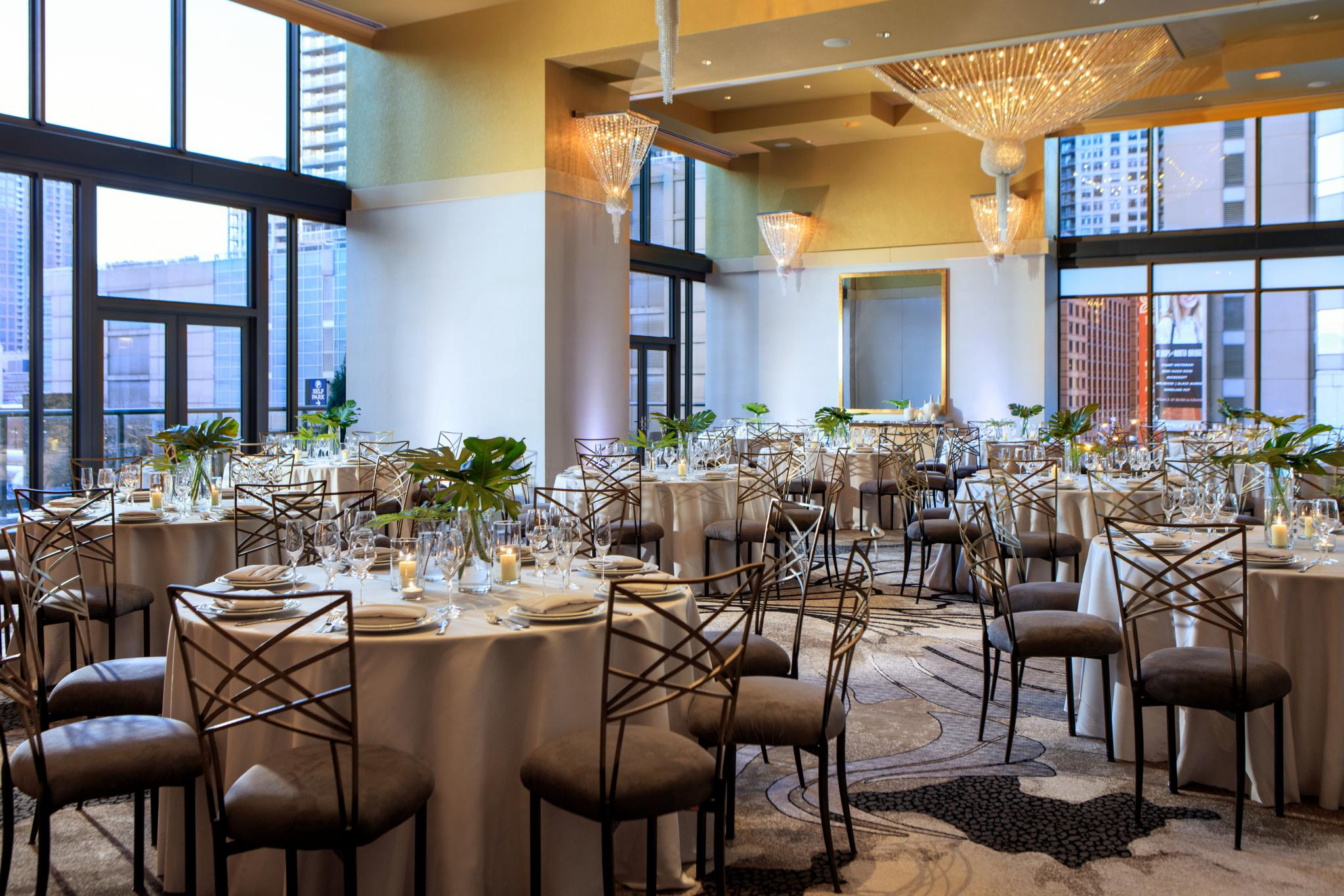 Kimpton Real Weddings: Venue Viewpoint: Kimpton Hotel Palomar Chicago