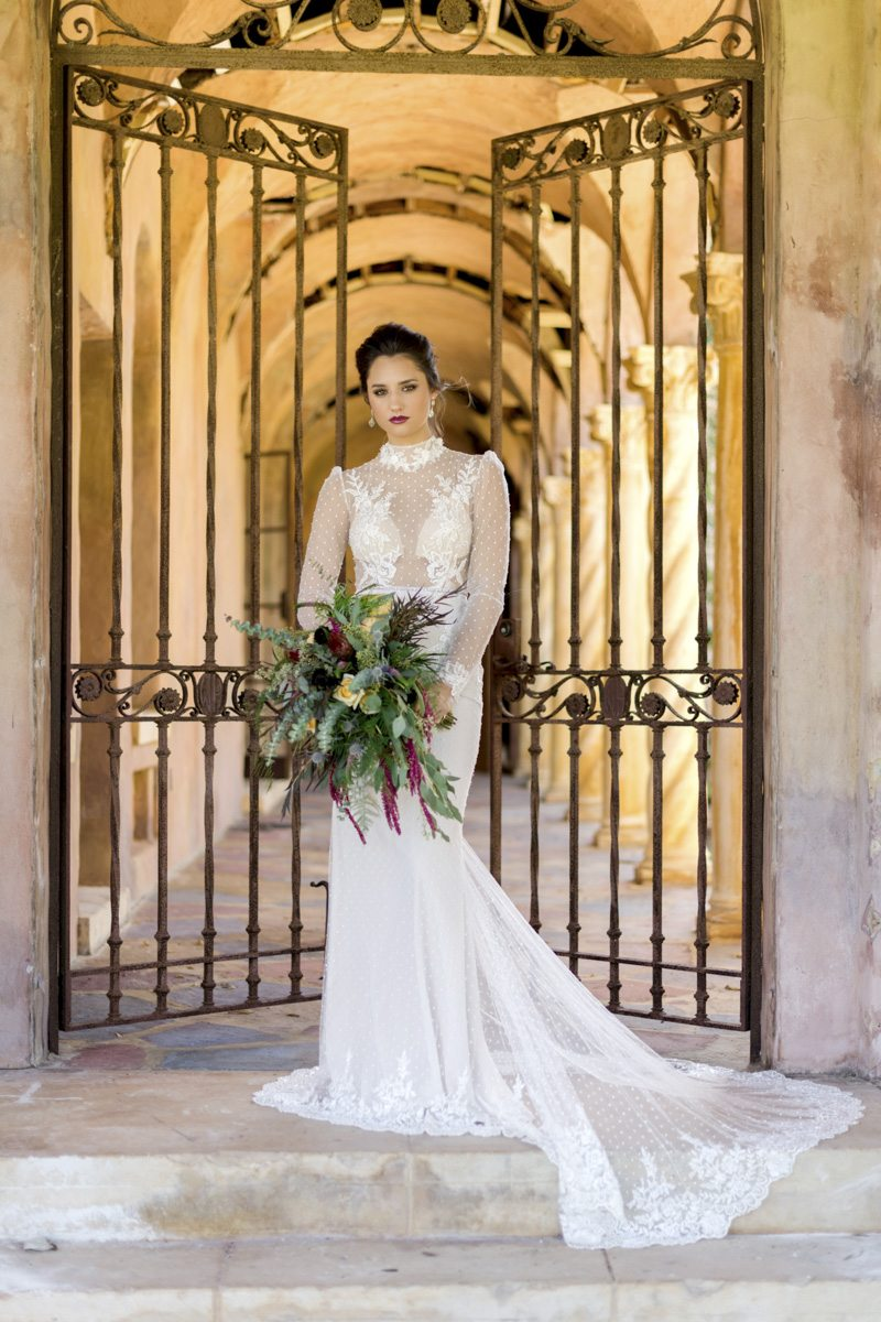 Romance Reimagined Modern Weddings Gowns For The Romantic Bride