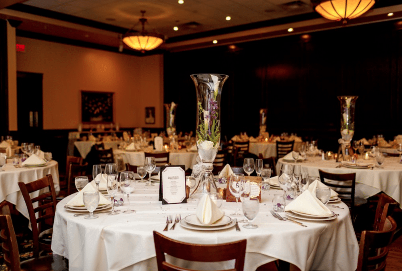 Welcome To The Maggiano's Little Italy – Old Orchard