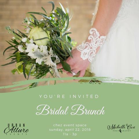 Bridal Brunch - Urban Allure Events - April 2018