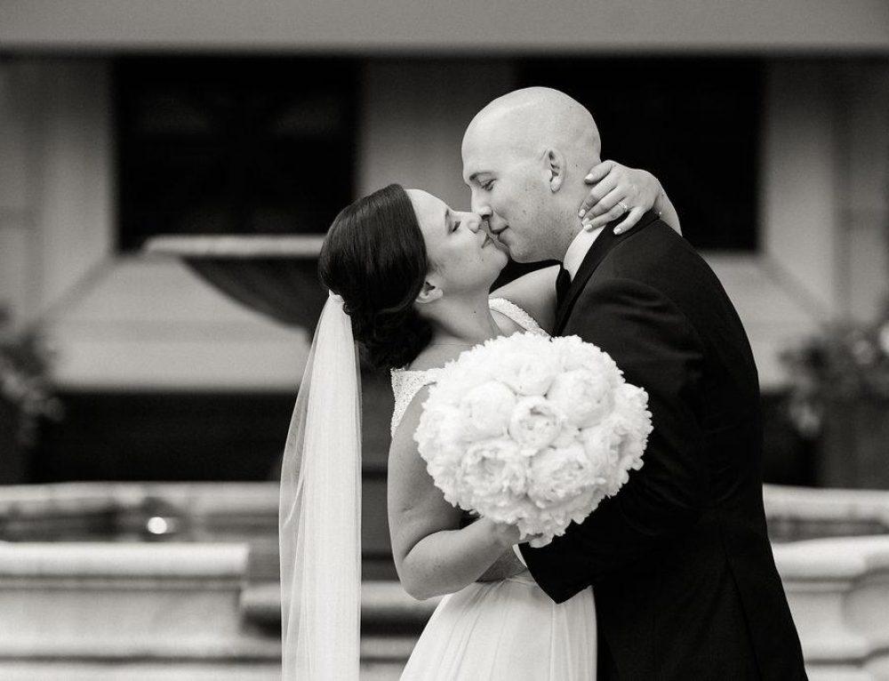 Local Love: Isabel & Kyle at Waldorf Astoria Chicago