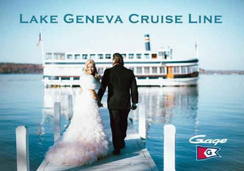Lake Geneva Cruise Line in Lake Geneva, Wisconsin