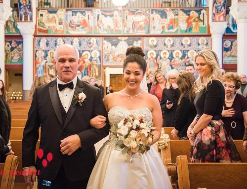 Local Love – Monica & Stavros at Ruffled Feathers Country Club