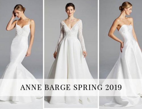 Anne Barge Spring 2019 Collection