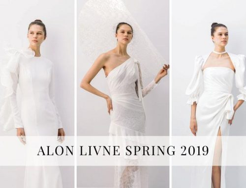 Alon Livne Spring 2019 Collection – Sneak Peek