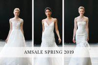 Amsale Spring 2019