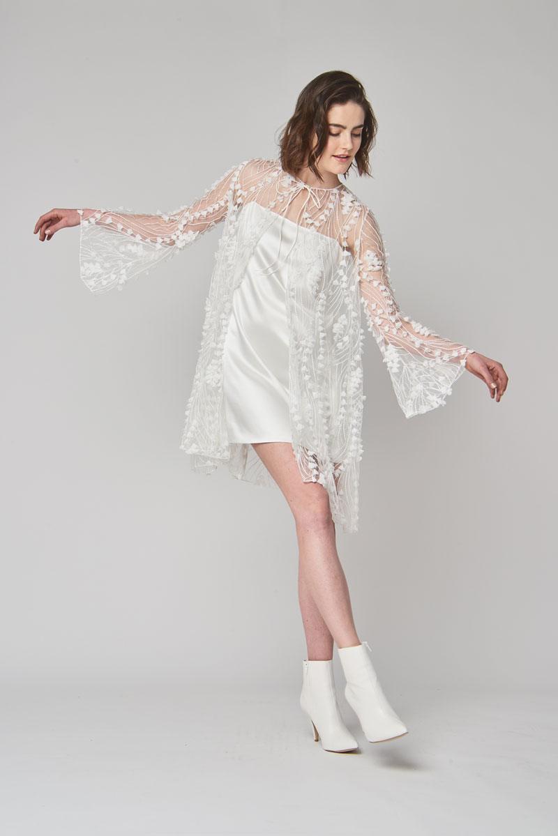 Alexandra Grecco Spring 2019 Bridal Collection