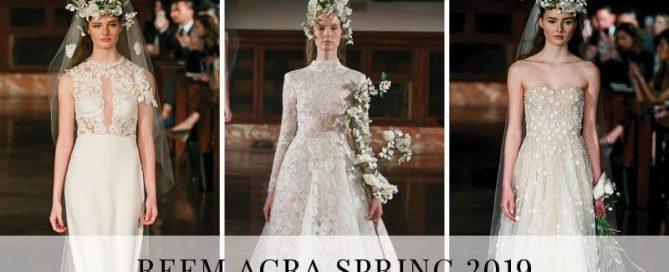 Reem Acra Spring 2019