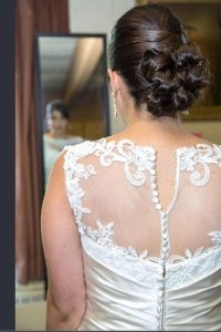 Blushing Bride in Chicago and Chicagoland, Illinois