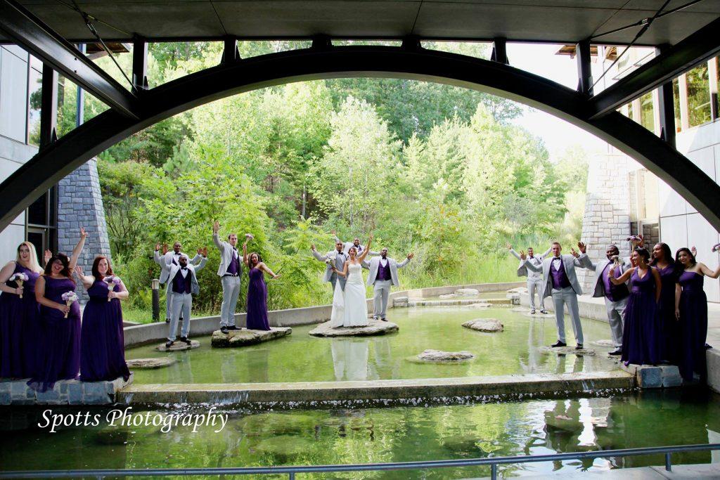Environmental Heritage Center Wedding Venues In Buford Ga