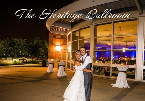 Heritage Ballroom in Elgin, Illinois