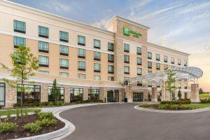 Holiday Inn Joliet Rock Run Convention Center in Joliet, Illinois | Wedding Venue