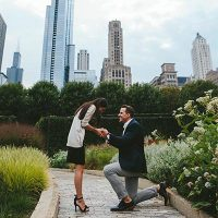 Engagement photography article - July 2017 - Native Weddings