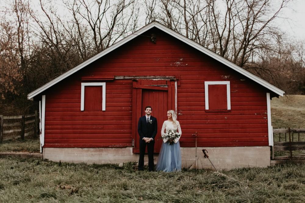 The Barn at Wagon Wheel Farm, Burlington, Wisconsin