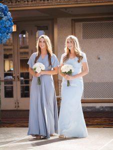 Tomi & Matan at Hilton Chicago in Chicago IL bridesmaids