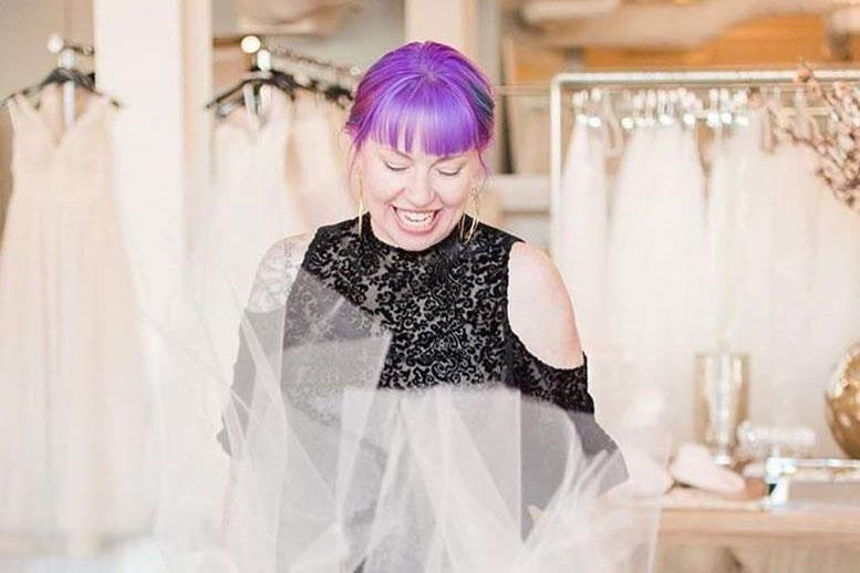 Sara Gabriel Trunk Show - Milwaukee, WI - White Dress Bridal Boutique