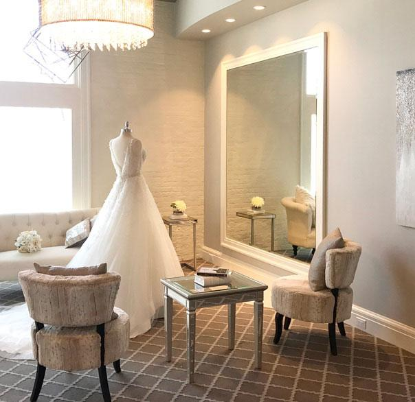 White Dress Bridal Boutique in Lake Forest, Illinois
