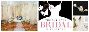 National Bridal Sales Week 2018