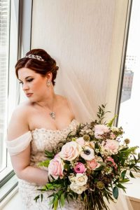 brian and sarah real wedding