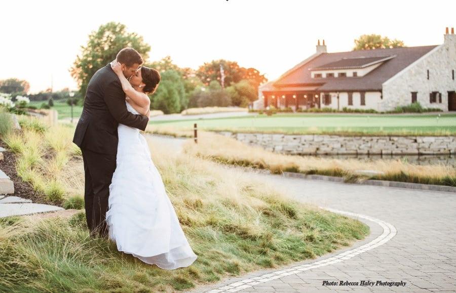 8 Scenic Outdoor Wedding Venues Near Chicago Il The