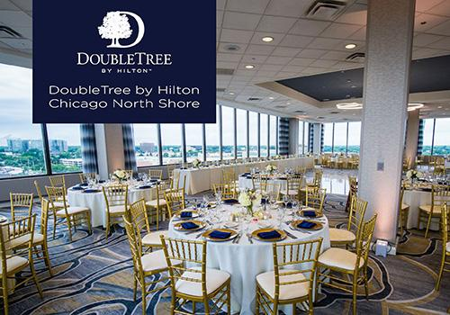 DoubleTree Chicago North Shore in Skokie, Illinois