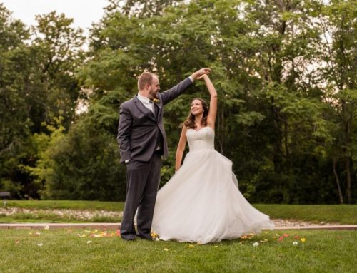 Local Love – Melissa & Andy at Hilton Chicago/Northbrook