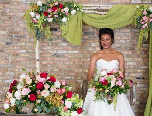 Styled Shoot – Vibrant Romance