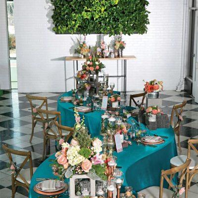 Constructed Elegance - DBY events - Designer Challenge - July 2018