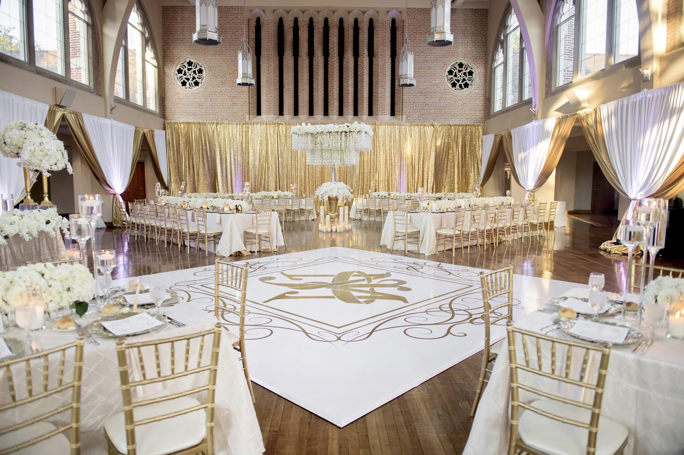 Custom White Dance Floor: How Much Does It Cost?   The Celebration Society