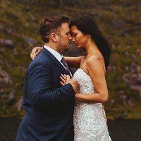 Real Wedding: Linda & Steve - Ireland wedding - Chicago - Little Goat Diner - July2018