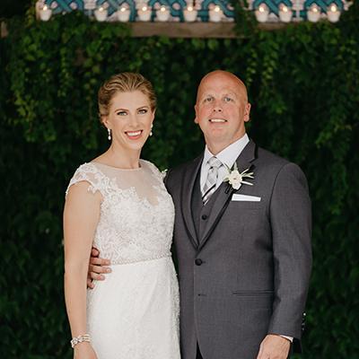Real Wedding: Pauline and Dan - Chicago Wedding - July 2018