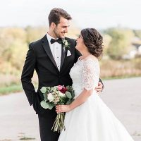 Real Wedding: Teresa & Bobby - Chicago Wedding - July 2018