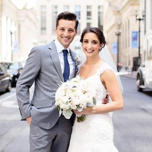 Real Wedding Jordan and Charlie River Roast July 2018