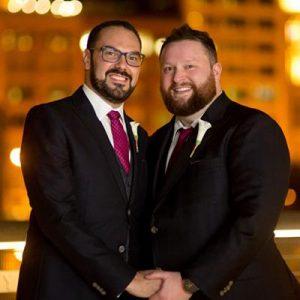 Real Wedding: Julio and Ryan - Art Institute - July 2018