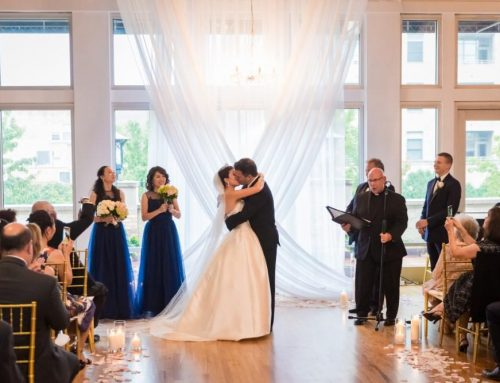 Wedding Spotlight – Didi & Tom at Metropolis Ballroom