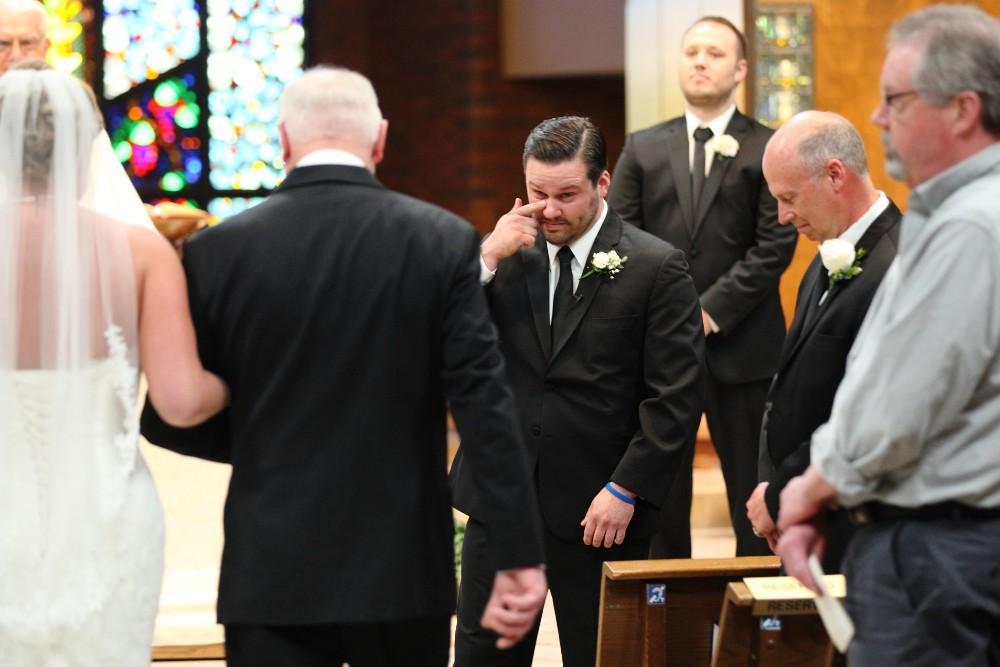 Delaney and Ross groom tear