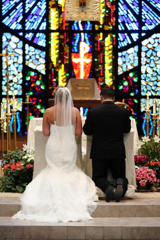 Delaney and Ross altar